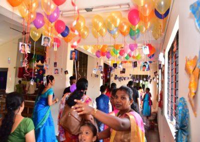 Mass Birthday & Autism Day Celebration