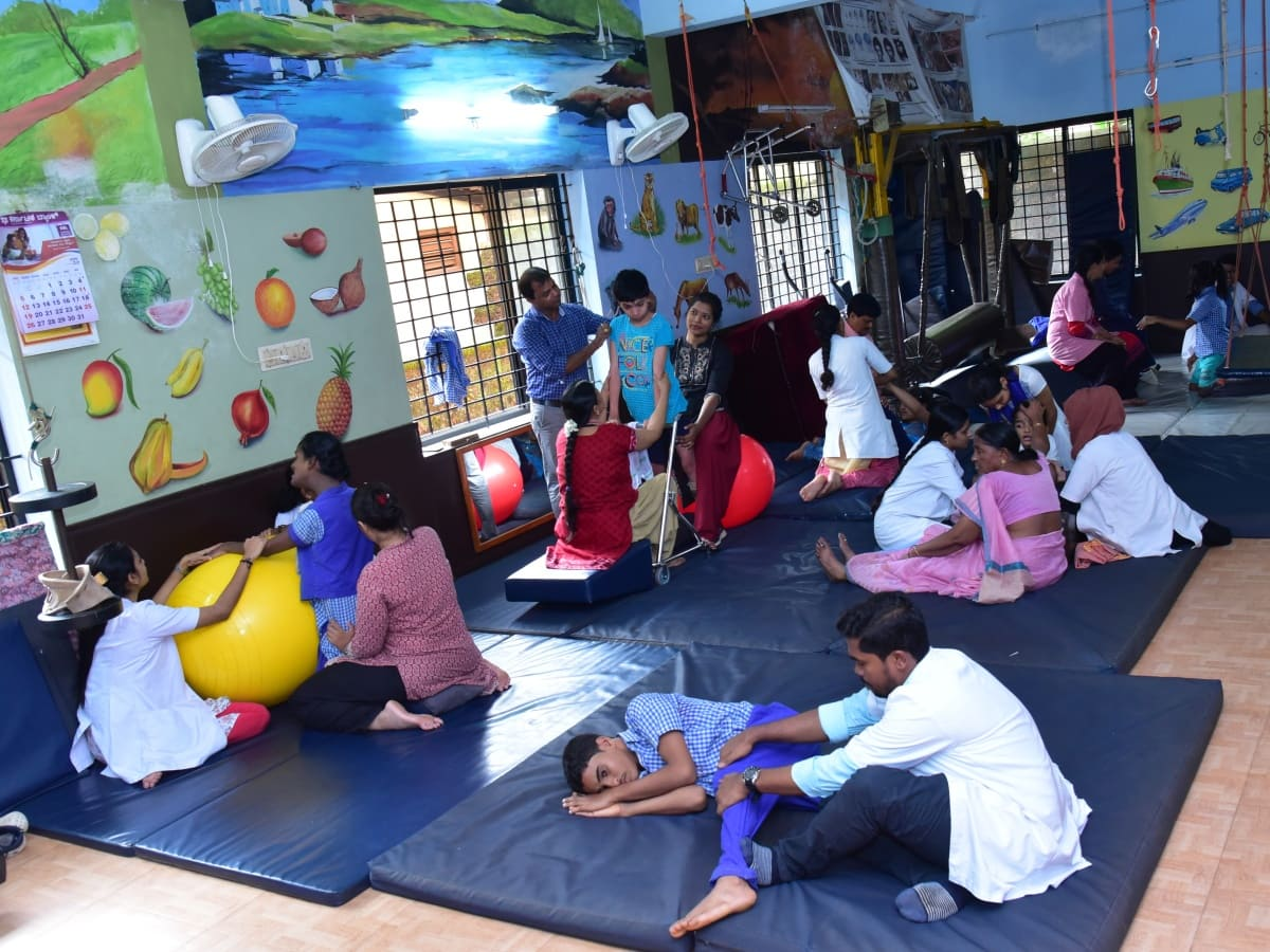 Chetana CHILD DEVELOPMENT CENTRE