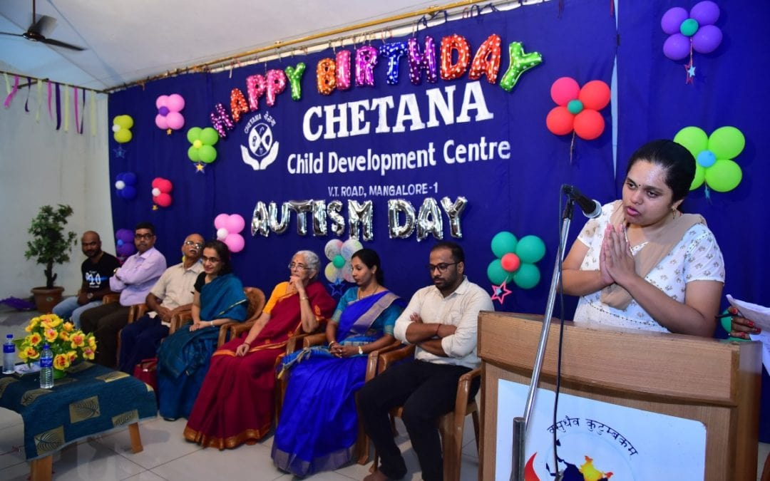 Mass Birthday & Autism Day Celebration