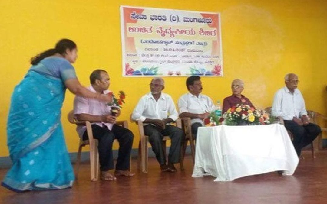 Free Medical Camp at Kokkada