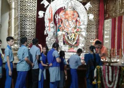 Sanghaniketan Ganeshotsava