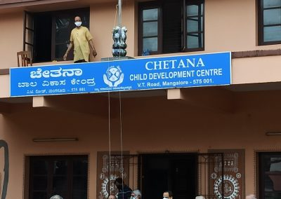74th Independence Day at Chetana Child Development Centre