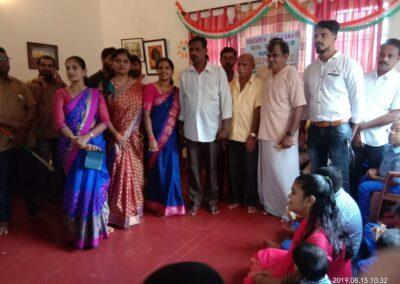 Independence Day Celebration at Adamya Chetana