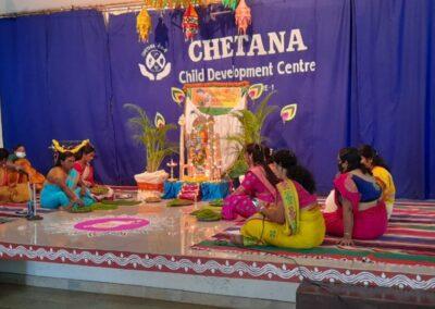 Shri Krishna Janmashtami celebration