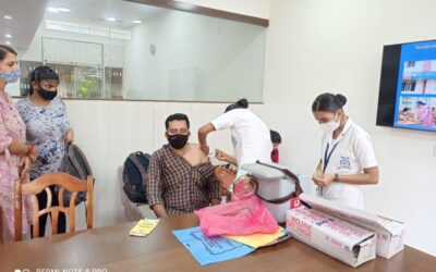 2nd dose Covid Vaccination camp